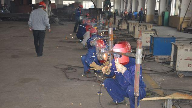 成都焊工培训学校