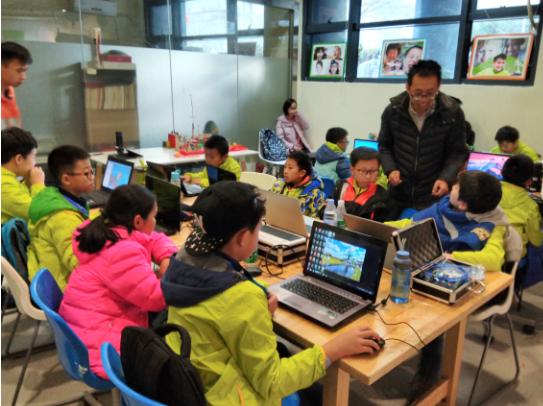 杭州青少年科技夏令營哪里有?