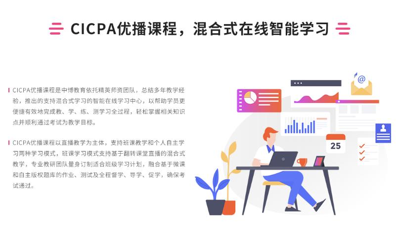 台州中博CICPA培训怎么样?