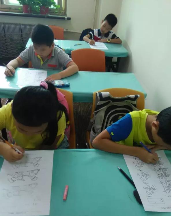 沈阳巴学园儿童注意力训练