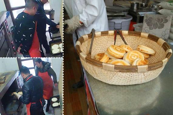 俄羅斯香燜餅非常賺錢的小吃培養新型技術人才