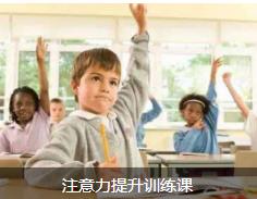 沈阳巴学园注意力提升训练课