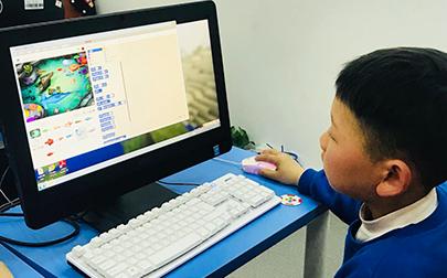 长春儿童编程培训机构