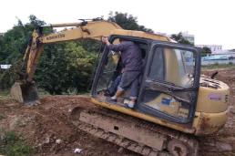 厦门金华达手把手教学挖掘机培训