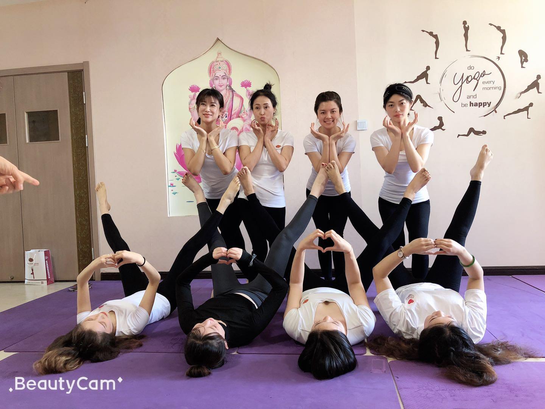 沈阳威思丽学校流瑜伽教练课程