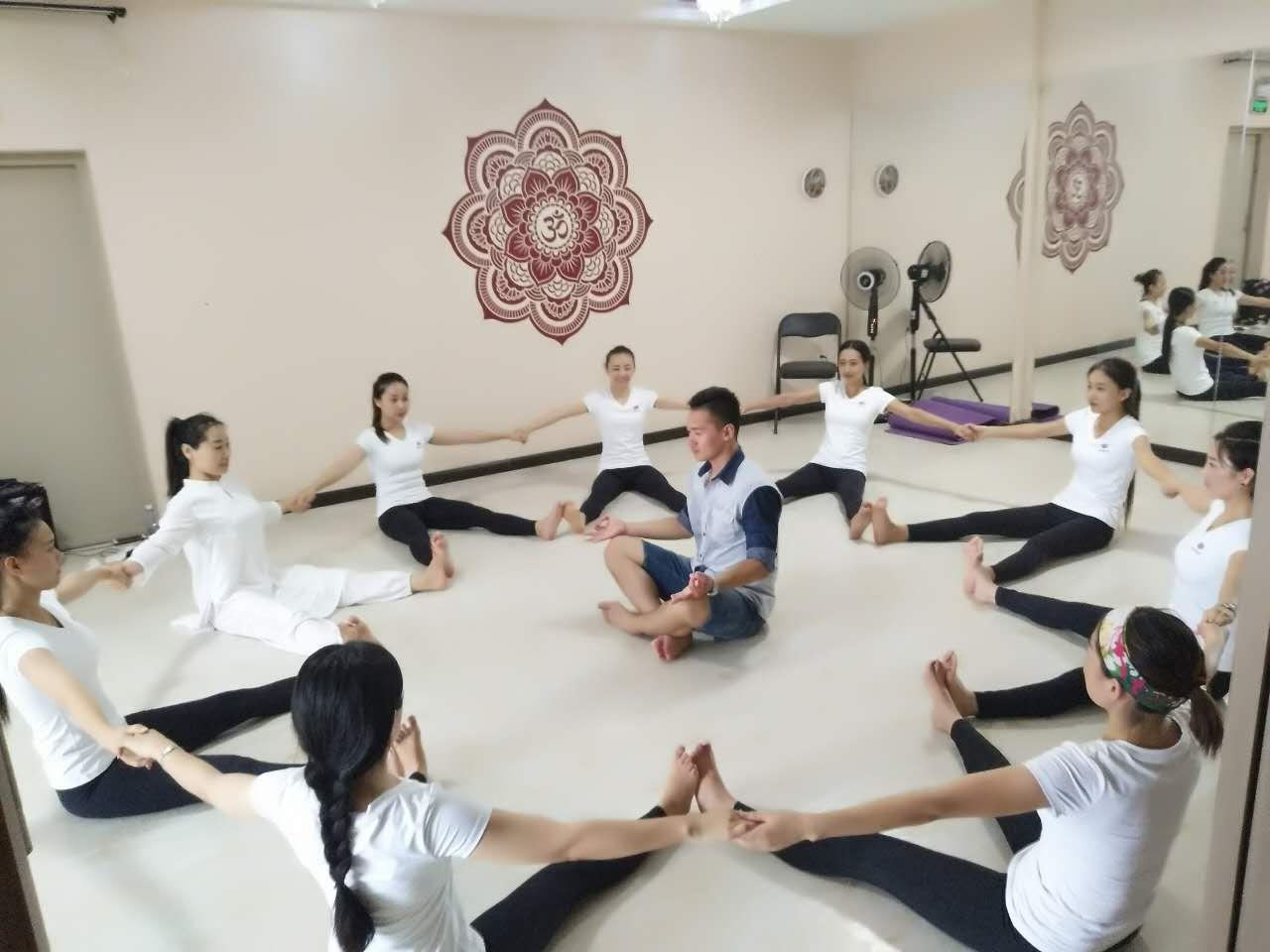 沈阳威思丽2020年瑜伽全能班火热预定中