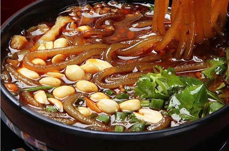 徐州正宗酸辣粉培训班