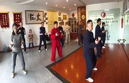 苏州力太极-陈家沟陈氏太极拳协会苏州分会