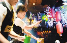 广州百思特咖啡调酒培训学校