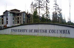 常州加拿大留学英属哥伦比亚大学