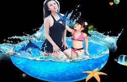 苏州多米亲子游泳培训中心