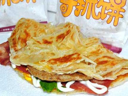 嘉兴学台湾手抓饼技术