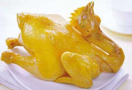 嘉兴食为先嘉州盐焗鸡培训