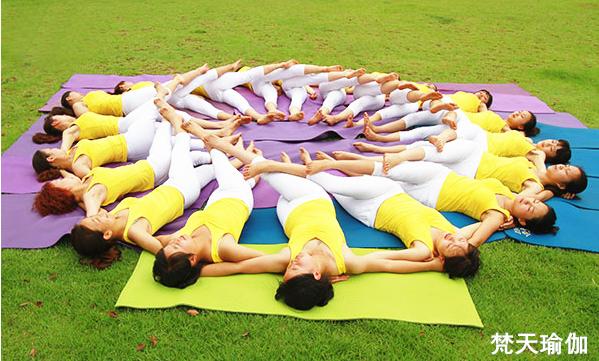 长沙梵天瑜伽
