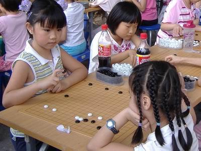 济南真朴少儿围棋教室