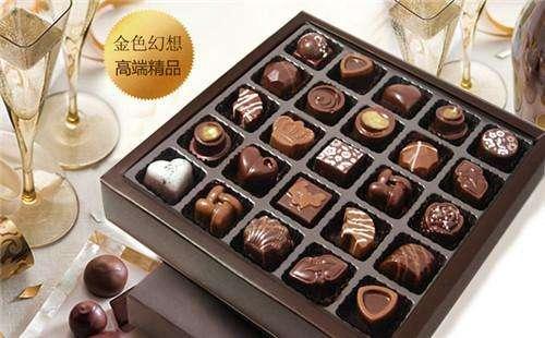 东莞甜品制作培训_手工巧克力课程(三天)