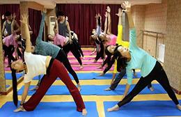 威思丽高温瑜伽全国连锁