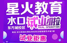 惠州水口东方城星火教育