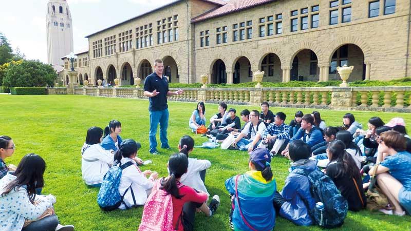 杭州新东方酷学酷玩英语冬令营