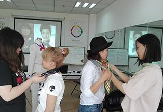 杭州米色形象设计培训学校