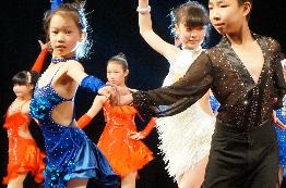 杭州利姿舞蹈培训学校_杭州少儿舞蹈培训