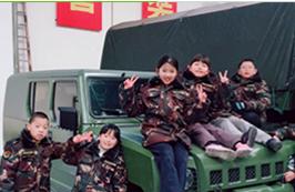 杭州奥德曼青少年儿童成长夏令营