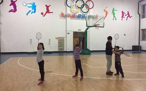 杭州正能量体育培训学校