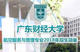 广东财经大学航空服务学校