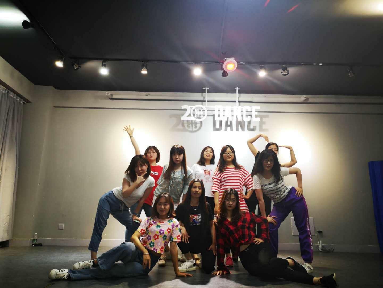 济南20 dangce舞蹈