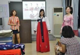 河南洋子外国语培训学校