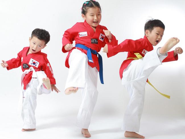 石家庄跆爵跆拳道