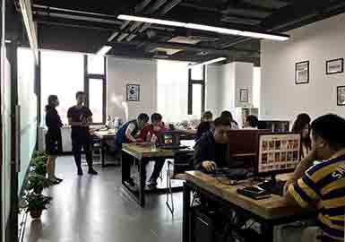 沈阳六翼螺动漫设计培训学校