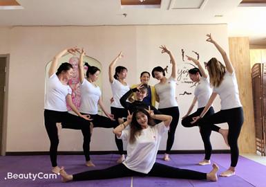 沈阳威思丽瑜伽教练培训学校