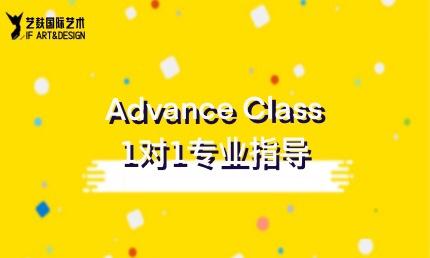 Advance Class1对1专业指导