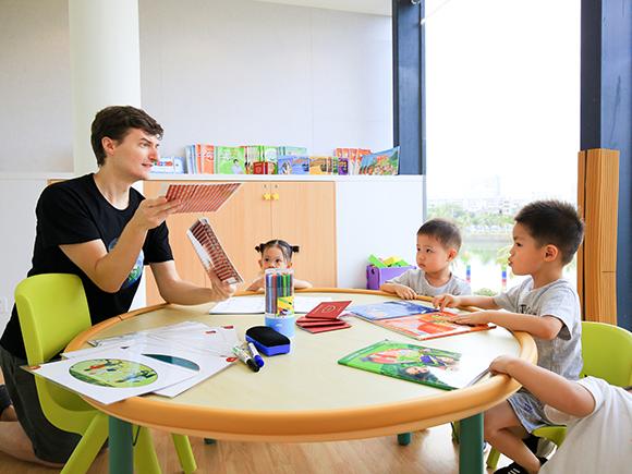 武汉i2全外教少儿英语