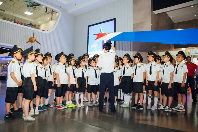 杭州聚冠青少年夏令营