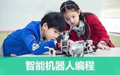 常州童程童美少儿智能机器人培训